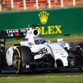 Valtteri Bottas, Willams F1 Team, FW36