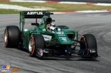 Kamui Kobayashi, Caterham F1 Team, CT04