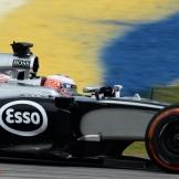 Jenson Button, McLaren Mercedes, MP4-29