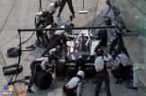 Pit Stop for Esteban Gutiérrez (Sauber F1 Team, C33)