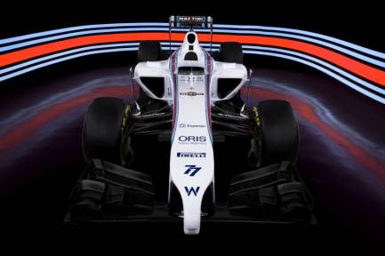 Williams F1 Team FW36