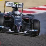 Giedo van der Garde, Sauber F1 Team, C33