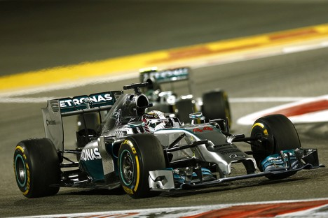 Statistics Bahrain Grand Prix of 2014