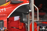 A Detail of the Scuderia Ferrari F14 T