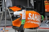 A Part Of The Body for the Force India F1 Team VJM07
