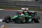 Marcus Ericsson, Caterham F1 Team, CT04