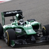 Kamui Kobayashi, Caterham F1 Team, CT04