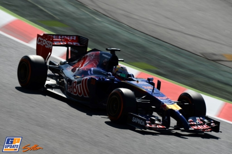Jean-Eric Vergne, Scuderia Toro Rosso, STR9