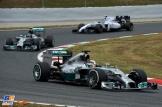 Lewis Hamilton and Nico Rosberg, Mercedes AMG F1 Team, F1 W05