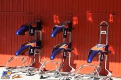 Nose Cones for the Scuderia Toro Rosso STR9