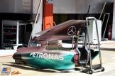 Body Work for the Mercedes AMG F1 Team F1 W05
