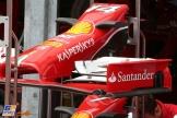 Front Wings for the Scuderia Ferrari F14 T