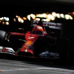 Kimi Räikkonen, Scuderia Ferrari, F14 T