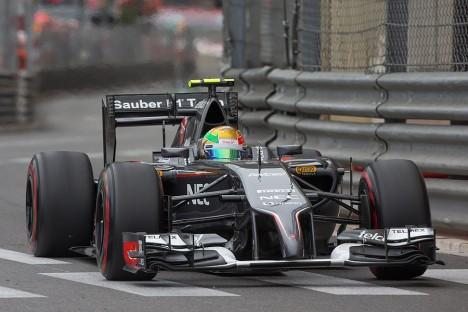 Statistics Monaco Grand Prix of 2014