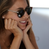 Jessica Michibata, Girlfriend of Jenson Button