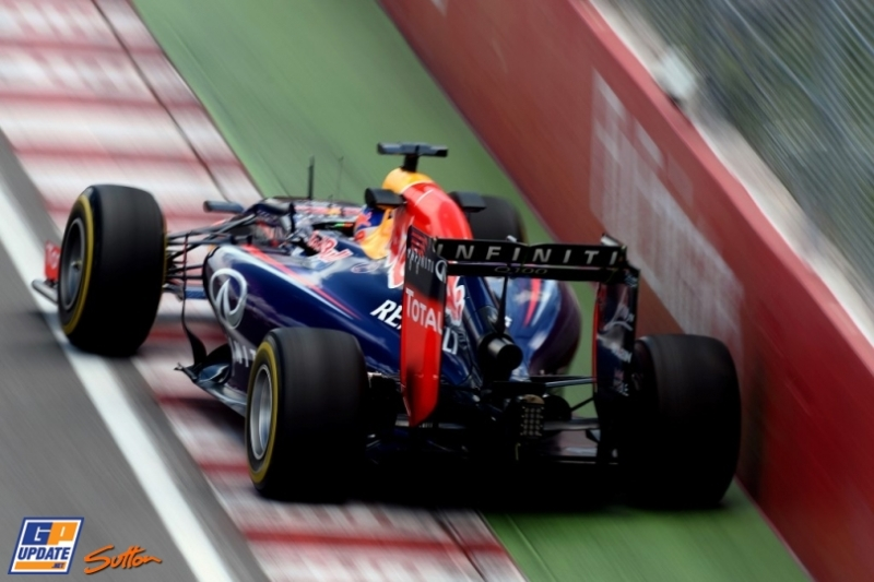 Sebastian Vettel, Red Bull Racing, RB10