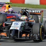 Sergio Pérez, Force India F1 Team, VJM07