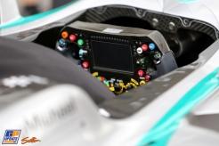 A F1 Steering Wheel