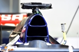 A Detail of the Scuderia Toro Rosso STR9