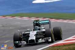 Nico Rosberg, Mercedes AMG F1 Team, F1 W05