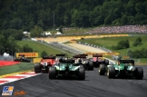 Kamui Kobayashi and Marcus Ericsson, Caterham F1 Team, CT04