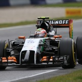 Sergio Pérez, Force India F1 Team, VJM06
