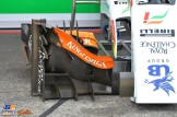 Front Wings for the Force India F1 Team