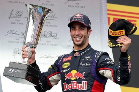 Statistics Hungarian Grand Prix of 2014