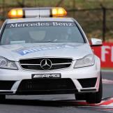 Alan van der Merwe, FIA Medical Car