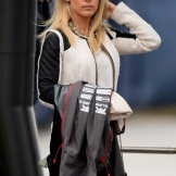 The Girlfriend of Adrian Sutil