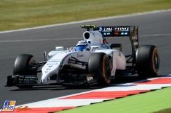 Susie Wolff, Williams F1 Team, FW36