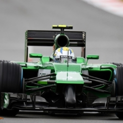 Marcus Ericsson, Caterham F1 Team, CT04
