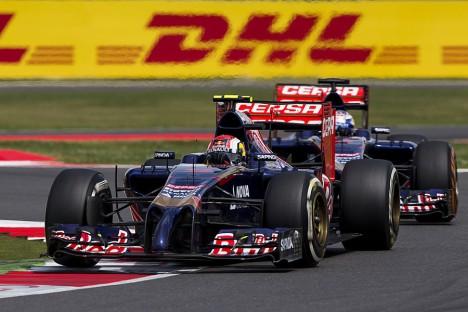 Statistics British Grand Prix of 2014