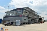 The Scuderia Toro Rosso Motorhome
