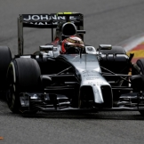 Kevin Magnussen, McLaren Mercedes, MP-29