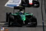 Marcus Ericsson, Caterham F1 Team, CT05
