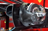 Detail of the Scuderia Ferrari F14 T