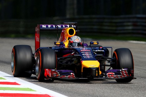 Statistics Italian Grand Prix of 2014