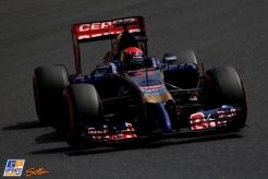 Max Verstappen, Scuderia Toro Rosso, STR9