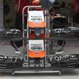 Front Wings for the Marussia F1 Team MR03