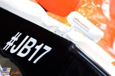 #ForzaJules #JB17
