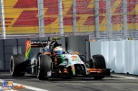 Sergio Peréz, Force India F1 Team, VJM07