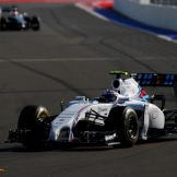 Valtteri Bottas, Williams F1 Team, FW36