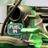 A Detail of the Caterham F1 Team CT04