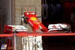 A Front Wing for the Scuderia Ferrari F14 T