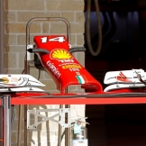 A Front Wing for the Scuderia Ferrari F14 T