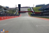 The Main Straight on Circuit of the Americas