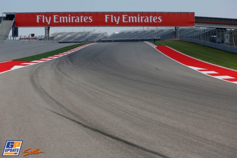 A Corner on Circuit of the Americas