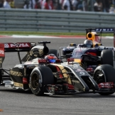 Romain Grosjean, Lotus F1 Team, E22