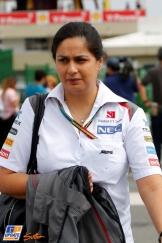 Monisha Kaltenborn, Sauber F1 Team